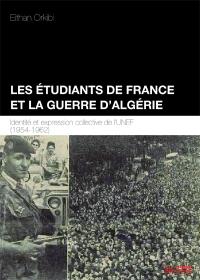 Les étudiants de France et la guerre d'Algérie