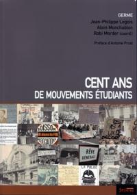Cent ans de mouvements étudiants