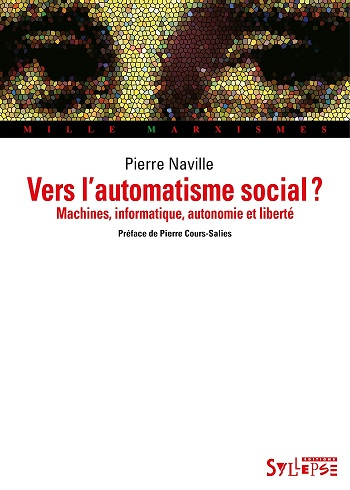 Resultado de imagen para vers l automatisme social syllepse