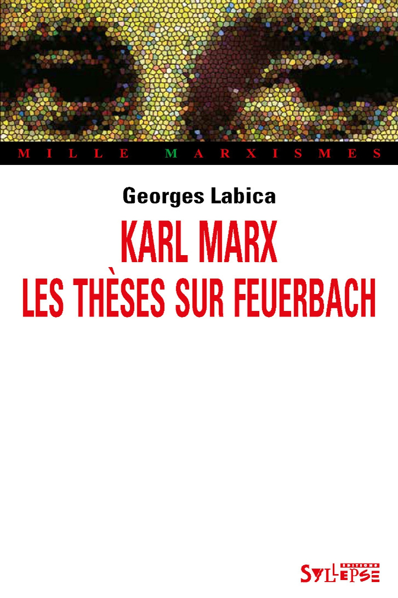 Notes on Patriarchy & Marx's Theses on Feuerbach