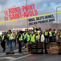 Le rond-point de Saint-Avold