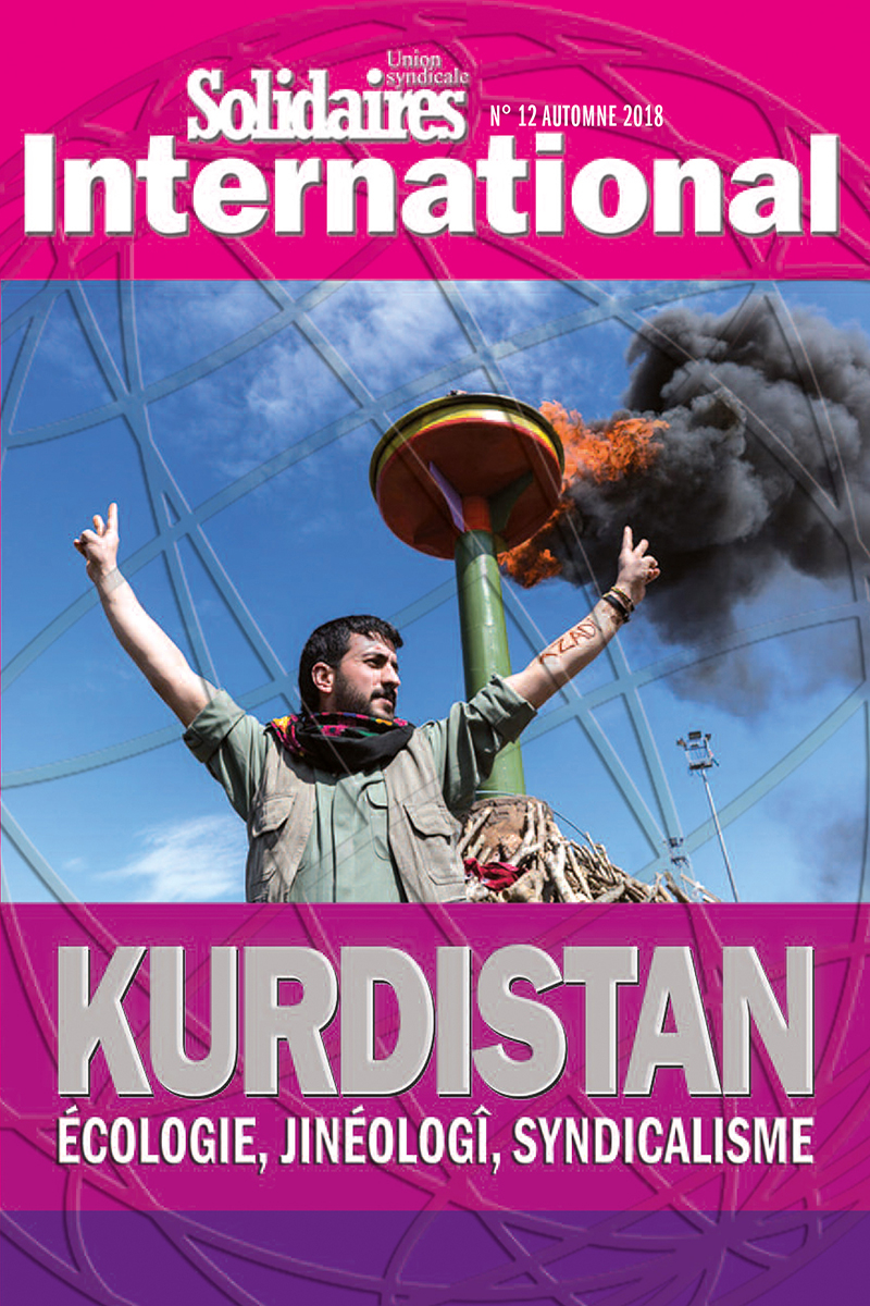 Kurdistan Points cardinaux