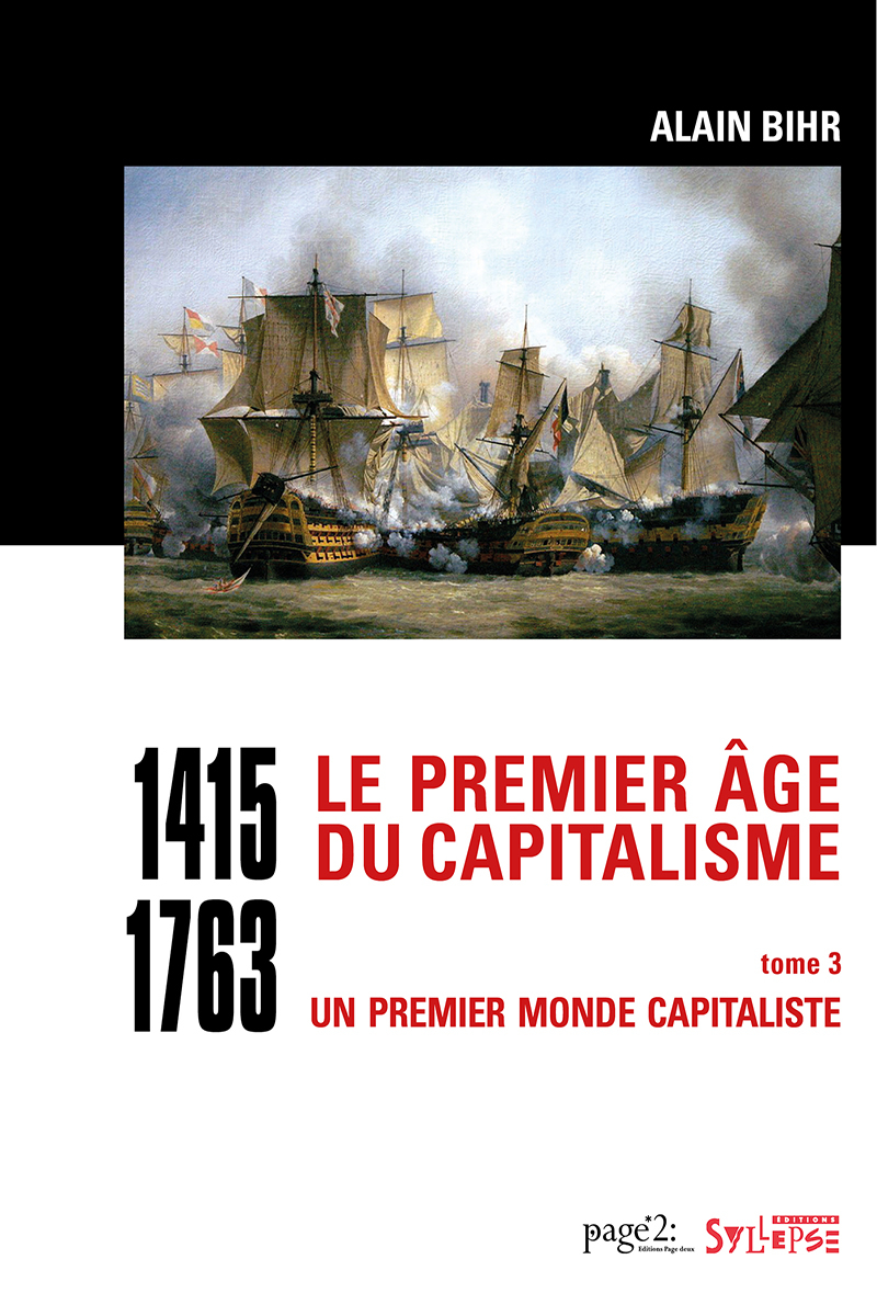 Le premier âge du capitalisme (1415-1763) Tome 3 Avant-première