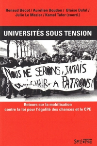 Universités sous tension